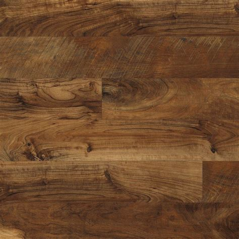 hton bay maple grove saffron laminate flooring 5 in