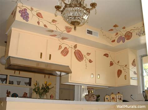 kitchen wall murals kitchen wall murals by colette kitchen murals kitchen