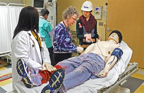 hoag emergency room simulating an emergency room response ahcj14 association of health care journalists