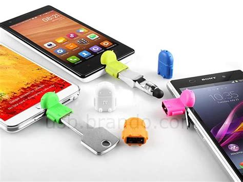 Usb Otg Android android droid microusb otg adapter gadgetsin