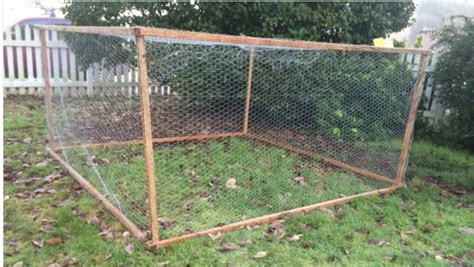 how to build a run how to build a simple chicken coop and run with chicken coop and run gumtree 6077
