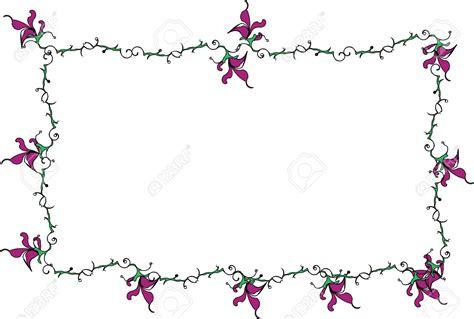 cornici clip blommmor clipart clipground