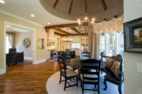 southern living dining rooms 2012 southern living showcase home craftsman dining room atlanta by sh designs inc