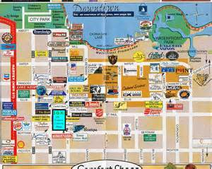 Los Angeles Tourist Map by Tourist Attractions In Los Angeles Map Images