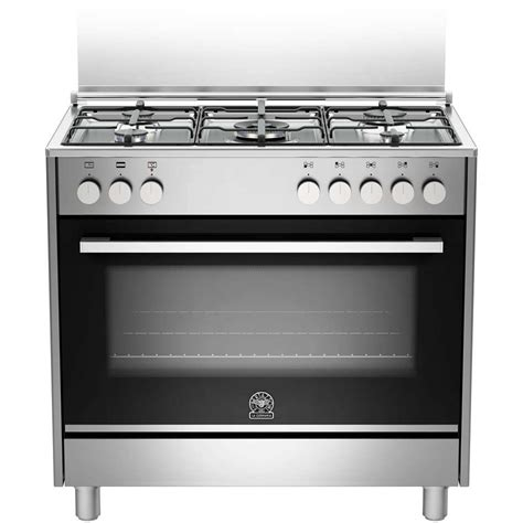 cucine 90x60 la germania ftr905mfesxe cucina 90x60 5 fuochi a gas forno
