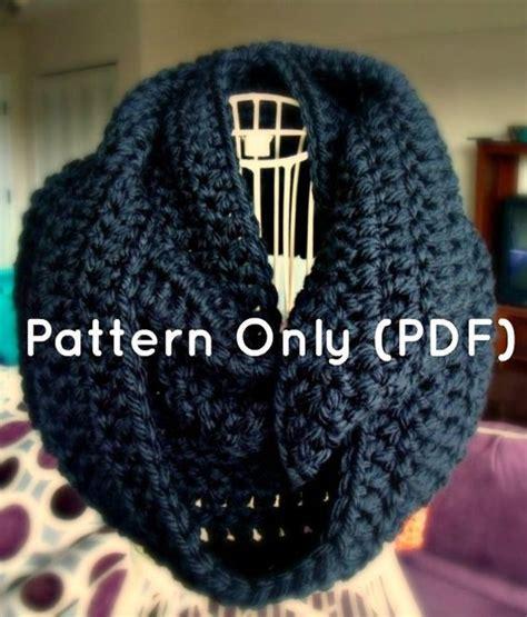 winter infinity scarf pattern infinity scarf crochet pattern winter scarf pattern by