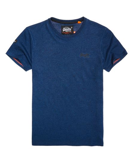 Gervin Shirt Black By Berrybenka Labe superdry orange label flash t shirt s t shirts