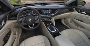 buick regal interior this is the all new 2018 buick regal gm authority