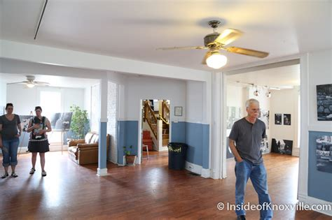 fourth and gill home tour 2014 part 2 inside of knoxville