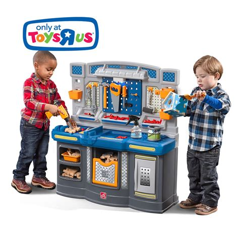 Workshop Play Set just like home big builders pro workshop pretend