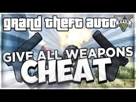 [full download] grand theft auto iv cheats guns and ammo