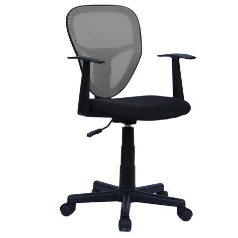 fauteuil de bureau enfant fauteuil de bureau pour enfant studio noir et gris