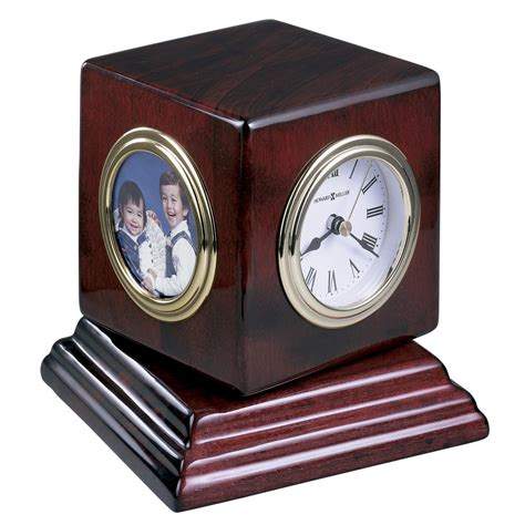 howard miller reuben desk clock hygrometer thermometer