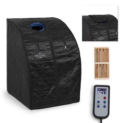 Far Infrared Portable Sauna Negative Ion Detox By Idealsauna by Large Ir Far Infrared Negative Ion Portable Sauna