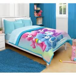 care bears bedding comforter walmart