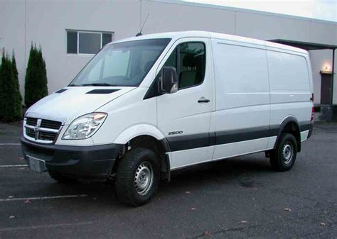 Sprinter Van Service and Repair Center in the Charlotte