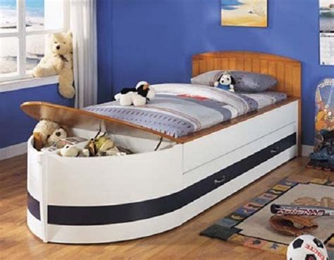 boat bed adorable ship beds for the litlle pirates