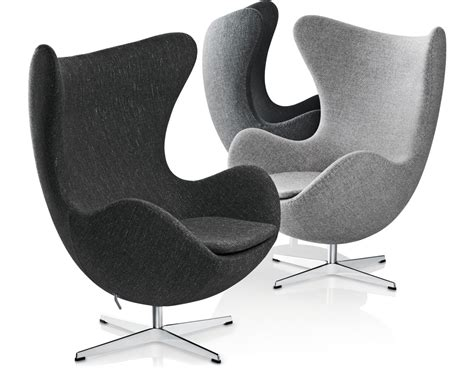 chair designer arne jacobsen egg chair hivemodern com