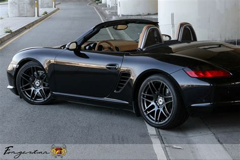 Porsche Boxster Felgen by Forgestar Introduces Cayman Boxster Specific Wheels