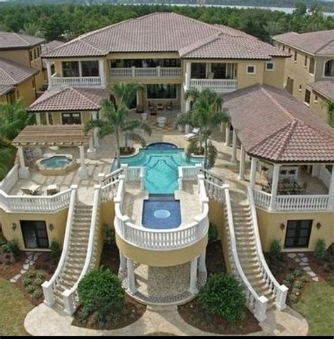 amazing houses house pools and people on pinterest