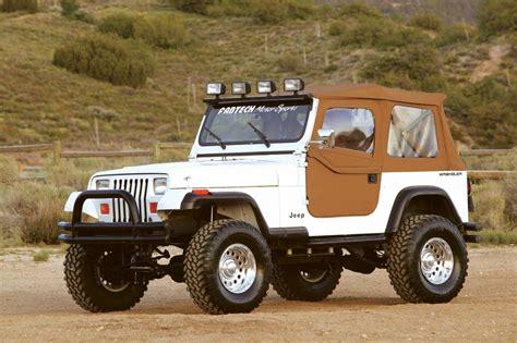Jeep Chrysler 87 95 Wrangler Fabtech 3 5 Performance System W Performance Shocks For