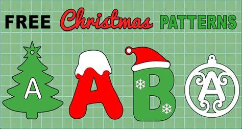 christmas patterns templates stencils clip art ornaments
