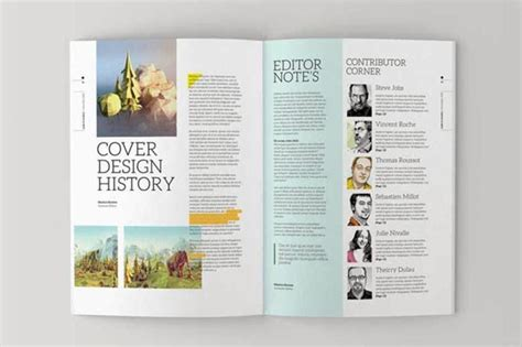 15 magazine templates to help you achieve publication