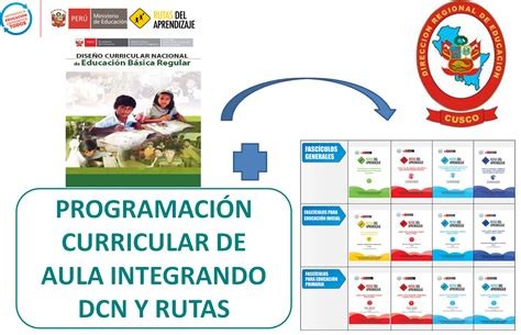 programacin curricular con rutas de aprendizaje inicial 2016 educa anta