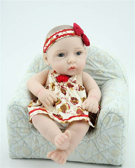 Sale Baby Doll Dewasa 1 lifelike vinyl baby doll reborn adorable soft silicone real dolls for sale play