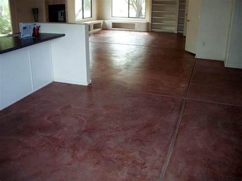 Concrete Flooring for Extraordinary Home Design