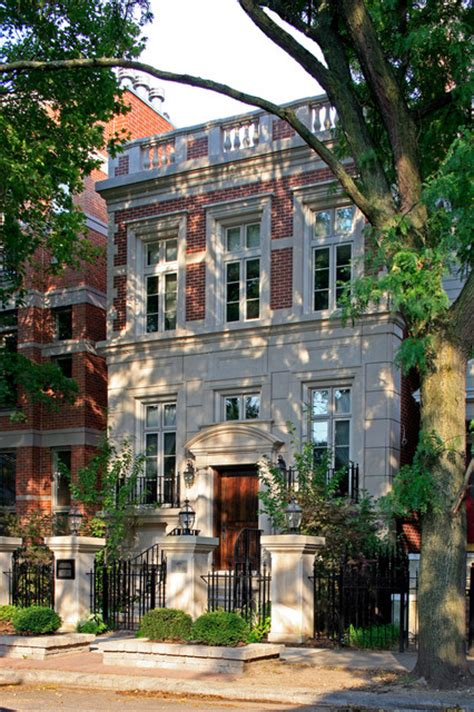 rooming houses in boston city facades traditional exterior chicago by burns