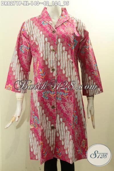 Dress Batik Wanita Dress Batik Xl model baju batik wanita untuk til istimewa dress batik
