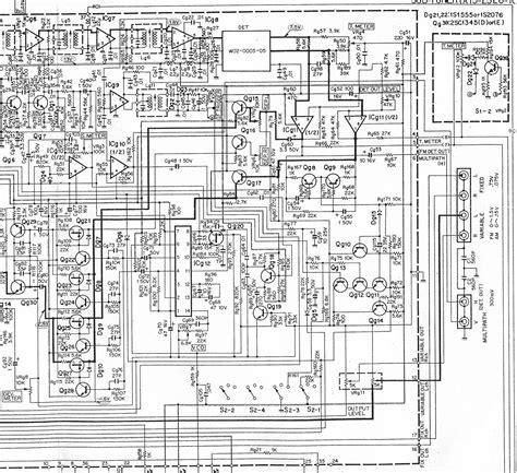 kt diagram kenwood vintage 8300 stereo audio tuner ebay