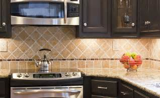 Stone Backsplash Ideas For Kitchen Tumbled Stone Backsplash Tile Ideas Backsplash Com