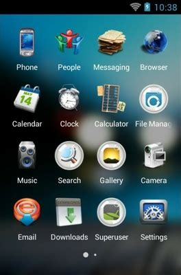 unique themes for android creative android theme for clauncher androidlooks com
