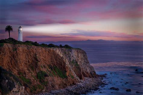 Point Vicente Lighthouse Palos Verdes South Bay Fine Art Palos Verdes Lights