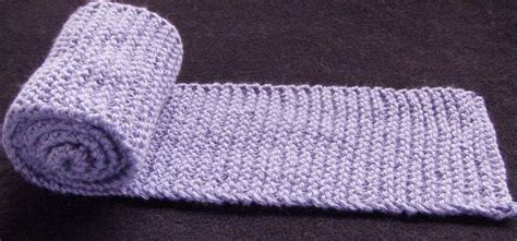 what is garter stitch knitting
