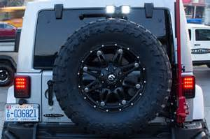 Jeep Jk Lights Recon 264234 Led Lights Jeep Wrangler Jk