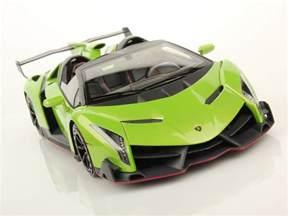 Green Lamborghini Veneno Lamborghini Veneno Diecast Lamborghini 2016