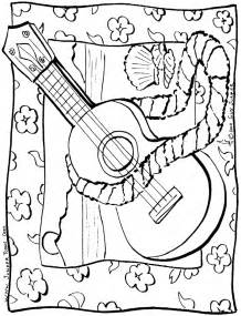 Printable Hawaiian Coloring Pages  AZ sketch template