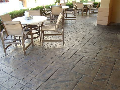 Decorative Concrete Flooring Services   Epoxy Coating