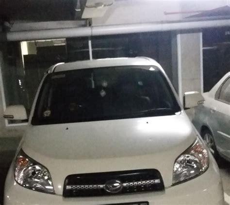 Plat Kopling Mobil Terios credit mobil daihatsu terios ts mobilbekas