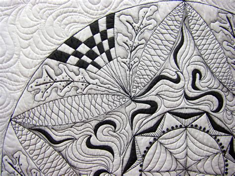 Zentangle Quilting Patterns zentangle zendala quilting