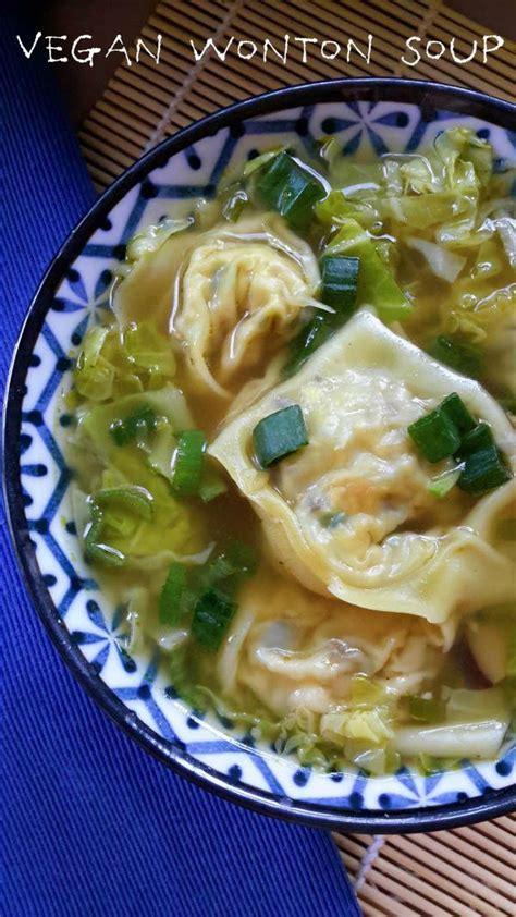 easy cabbage soup recipe vegetarian 100 wonton soup recipes on wontons pork