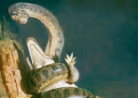 film monster ular trustmovies smithsonian channel s titanoboa monster