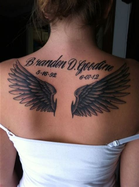 quick and easy tattoo cover up angel wing tattoos for women angel wing tattoos for