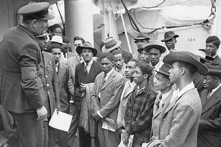 britain's first caribbean immigrants | metro news