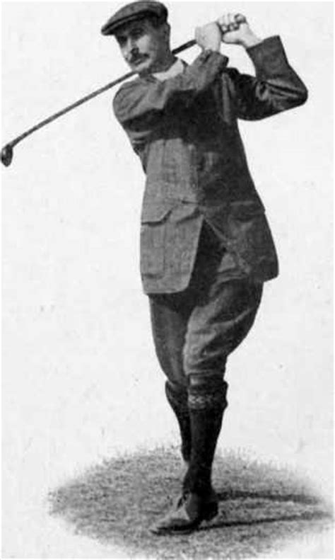harry vardon golf swing part iii men of genius