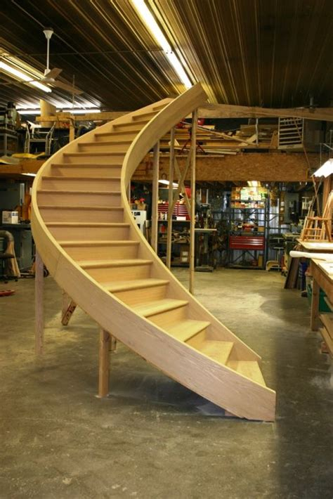 Reinforcing Stair Stringers With Epoxy