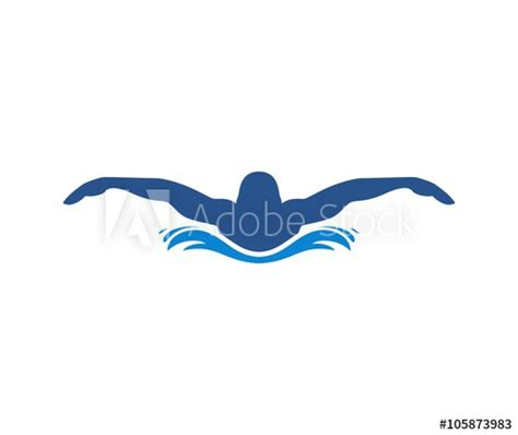 swimming pool logo design swimming logo stock images royalty free images vectors best ideas swimming logo buy this stock vector and explore similar vectors at adobe stock adobe stock